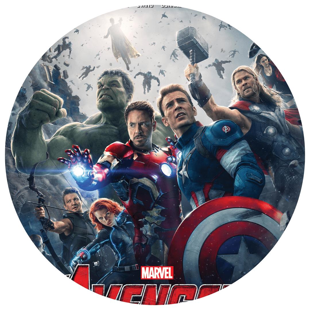 Universo cinematográfico de Marvel 13