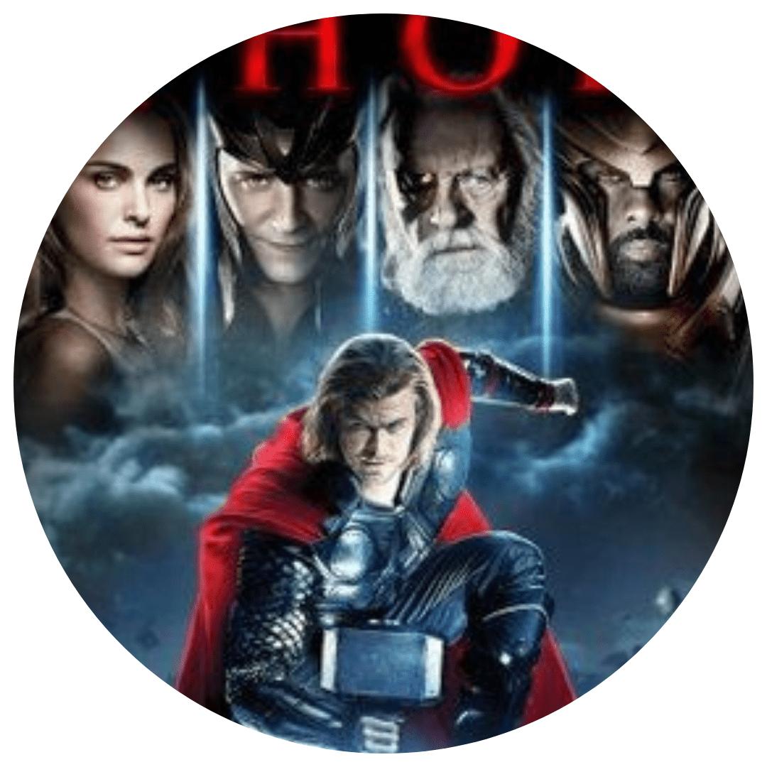 Universo cinematográfico de Marvel 6