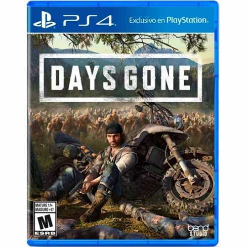 Videojuego Playstation 4 DPR Bend Studio Days Gone Videojuegos