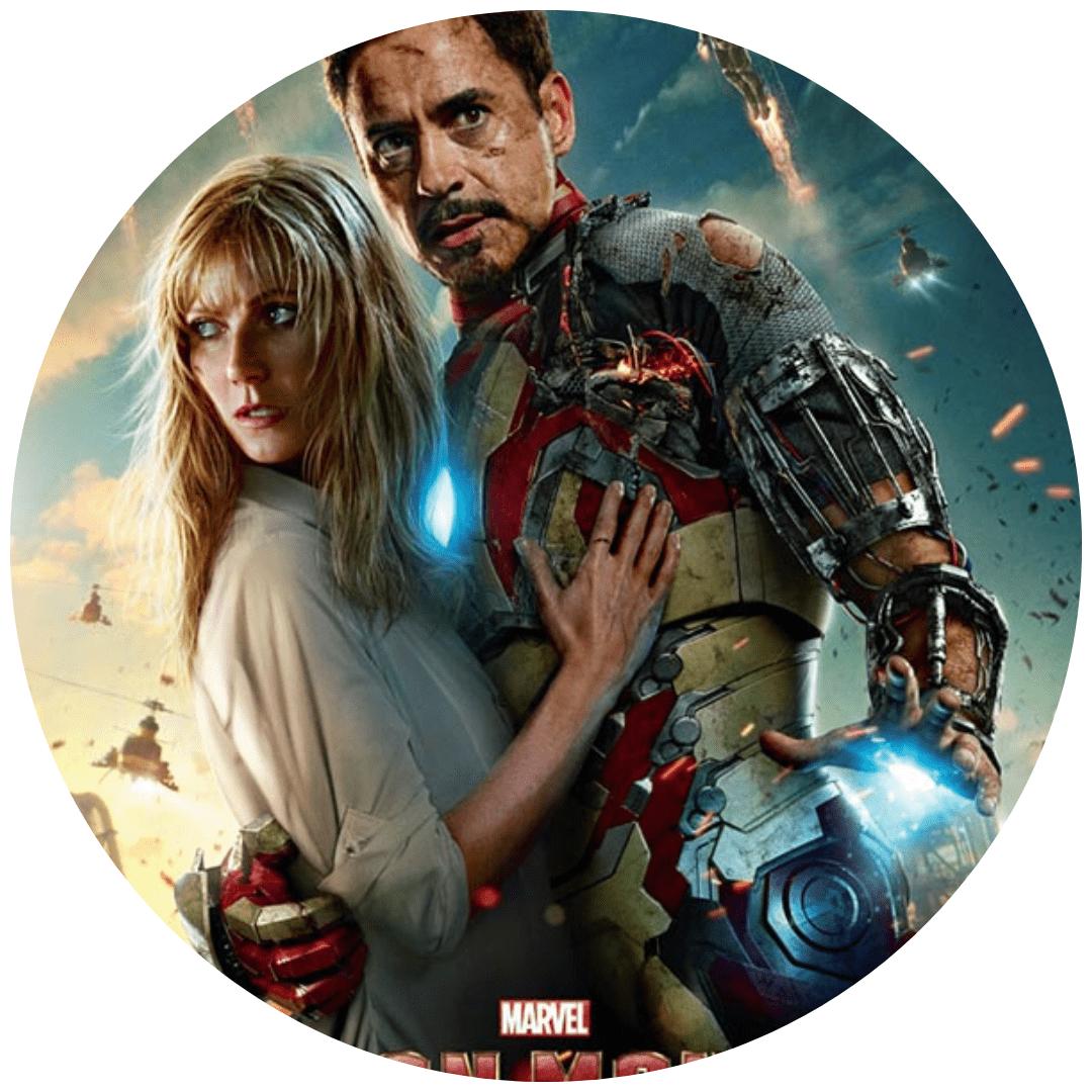 Universo cinematográfico de Marvel 8
