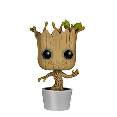 Figura Dancing Groot Funko POP Guardianes de la Galaxia Marvel