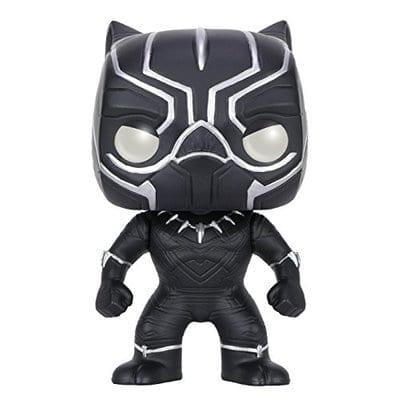 Figura Black Panther Funko POP Capitán América Civil War Marvel