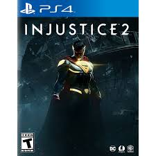 Videojuego Playstation 4 DPR Nether Realm Injustice 2 Videojuegos
