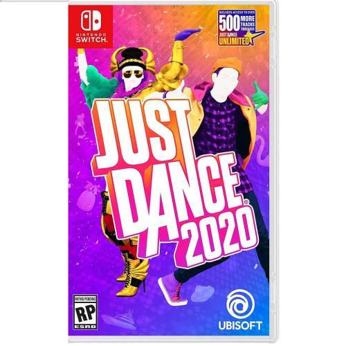 Videojuego Nintendo Switch DPR Just Dance 2020 Videojuegos