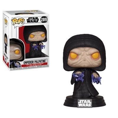 Figura Emperador Palpatine Funko POP Star Wars