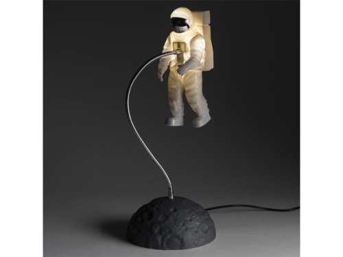 Lámpara Astronauta Ciencia (Entrega de 4 a 5 semanas una vez realizado el pago)