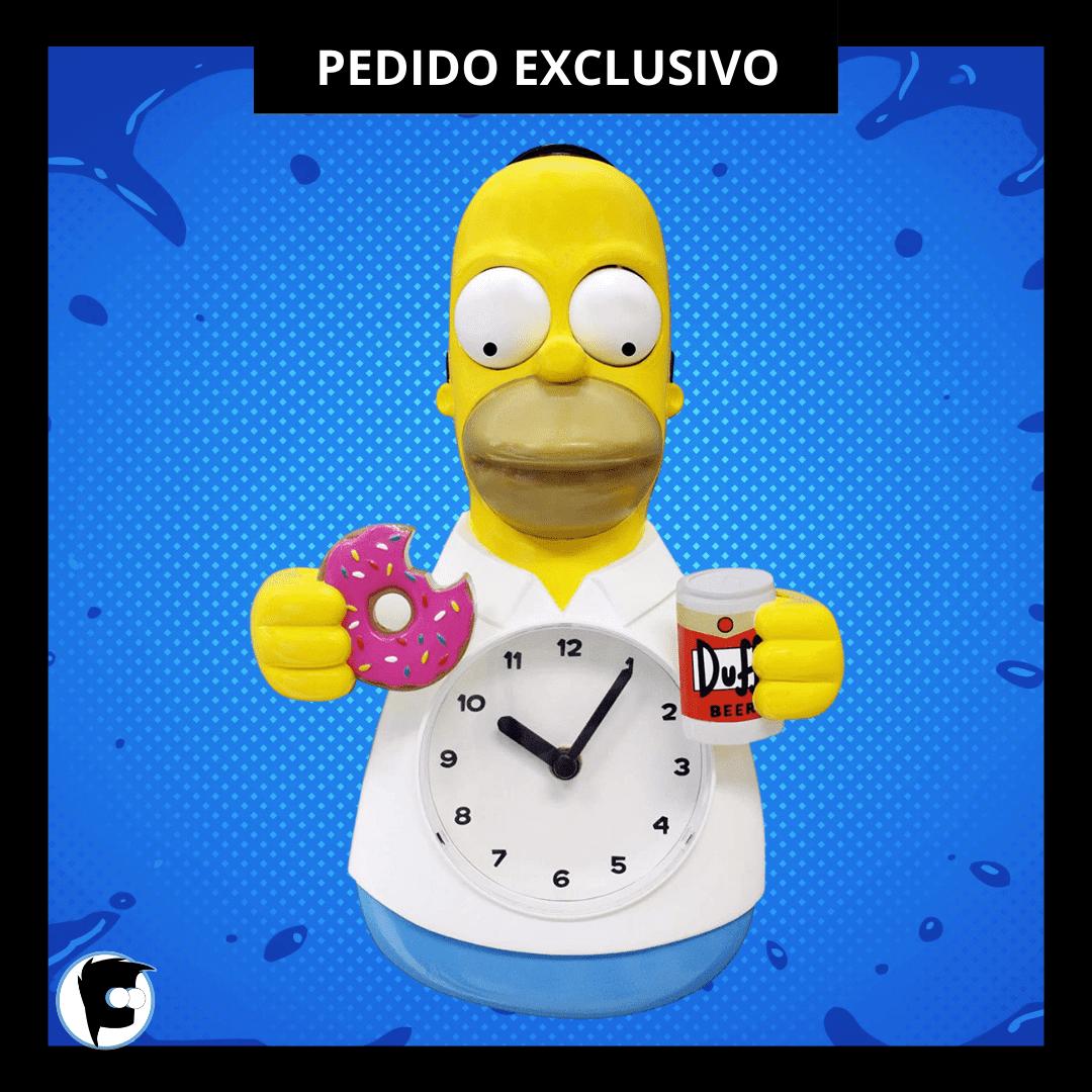 Reloj Homero Simpson