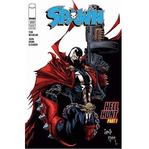 Revistilla Spawn Image Comics Spawn Terror #302