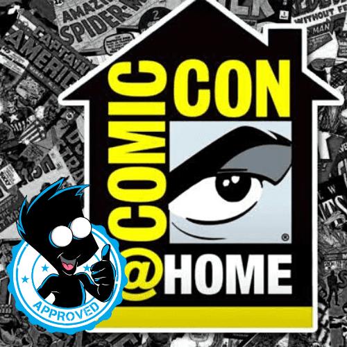 Guìa Comic Con 2020
