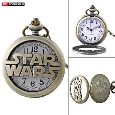 Reloj de Bolsillo Star Wars PT Star Wars Logo