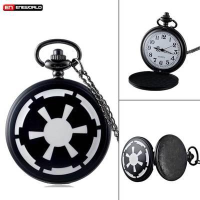 Reloj de Bolsillo Imperio PT Star Wars Logo