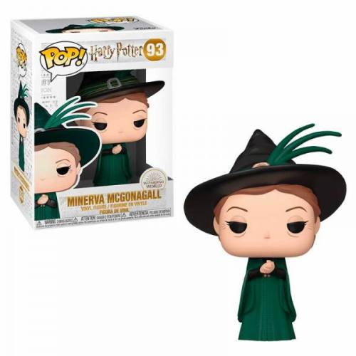 Figura Minerva Mcgonagall Funko POP Harry Potter Fantasia