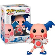 Figura Mr Mime Funko POP Pokémon Anime