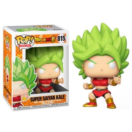 Figura Kale Funko POP Dragon Ball Super Anime Super Saiyan