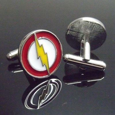 Mancornas Flash Logo Clásico PT DC Comics