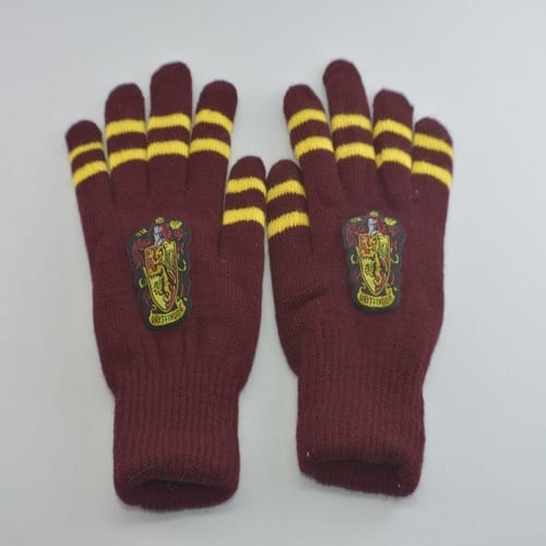 Guantes Griffyndor PT Harry Potter Fantasia