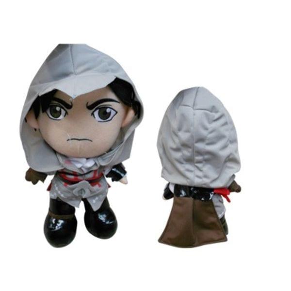 "Peluche Ezio Auditore PT Assassins Creed Videojuegos Traje Hermandad 9"""