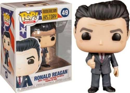 Figura Ronald Reagan Funko POP American History Iconos