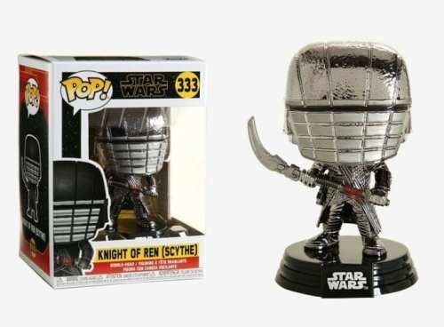 Figura Knight of Ren Funko POP Star Wars Scythe