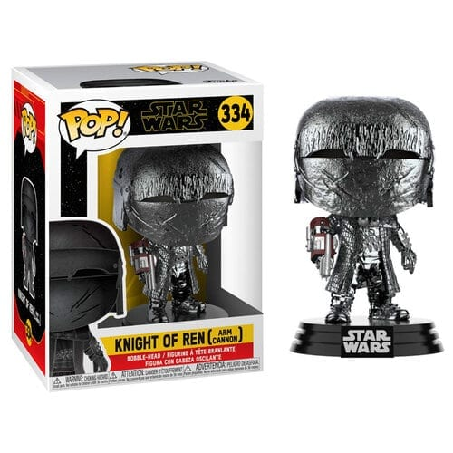 Figura Knight of Ren Funko POP Star Wars Arm Cannon