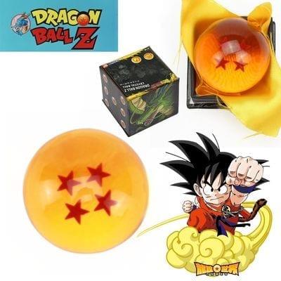 Esfera Esferas del Dragón Bandai Dragon Ball Anime Variadas 3