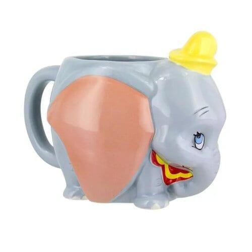 Mug Dumbo PT Disney Cerámica 3D