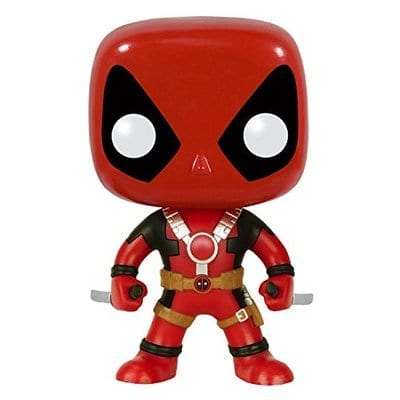 Figura Deadpool Funko POP Deadpool Marvel with Two Swords
