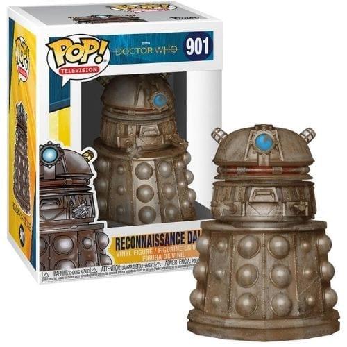 Figura Dalek Funko POP Doctor Who Ciencia Ficción