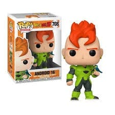 Figura Androide 16 Funko POP Dragon Ball Anime