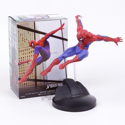 Figura Spiderman Jamma Creator x Creator Marvel Saltando 6'' (Copia)