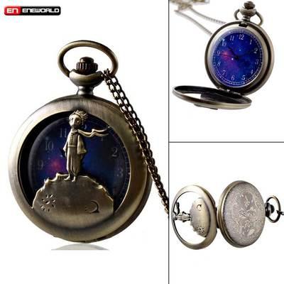 Reloj de Bolsillo El Principito PT Fantasía