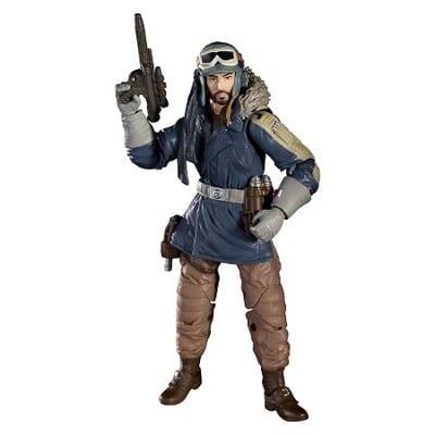 Figura Articulada Captain CAssian Andor Hasbro Black Series Star Wars (Eadu)