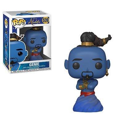 Figura Genio Funko POP Aladdin Disney Live Action