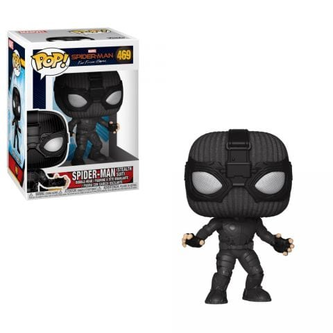 Figura Spiderman Funko POP Marvel Stealth Suit (Far From Home)