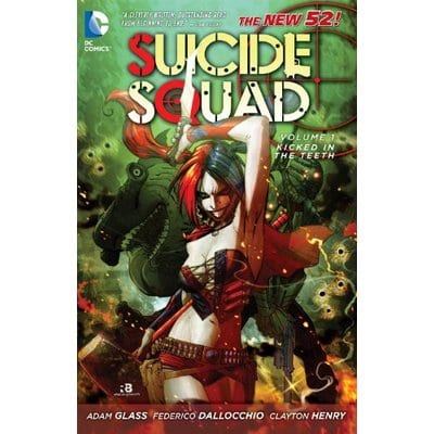 Comic Suicide Squad Kicked in the Teeth DC Comics ENG