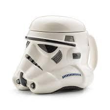 Mug en Cerámica Strom Tropper PT Universo Star Wars Star Wars (Casco)