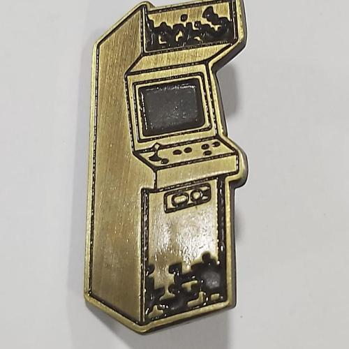Pin Metálico Maquina Arcade TooGEEK