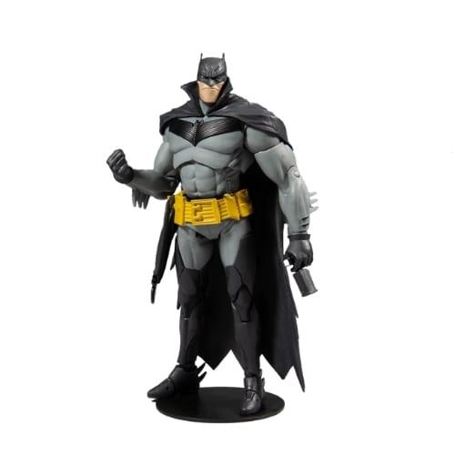 "Figura Articulada Batman Mcfarlane Toys DC Multiverse DC Comics White Knight 7"""
