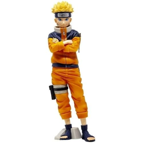 Figura Naruto Banpresto Grandista Naruto Anime High Quality Reproduction