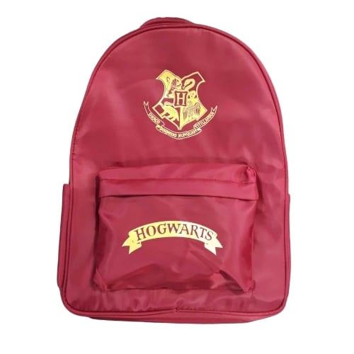 Maleta Hogwarts PT Harry Potter Fantasía Vinotinto