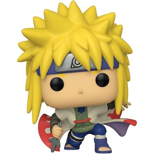 Figura Minato Namikaze Funko POP Naruto Naruto (Pre-Venta Llegada Aproximada Agosto)