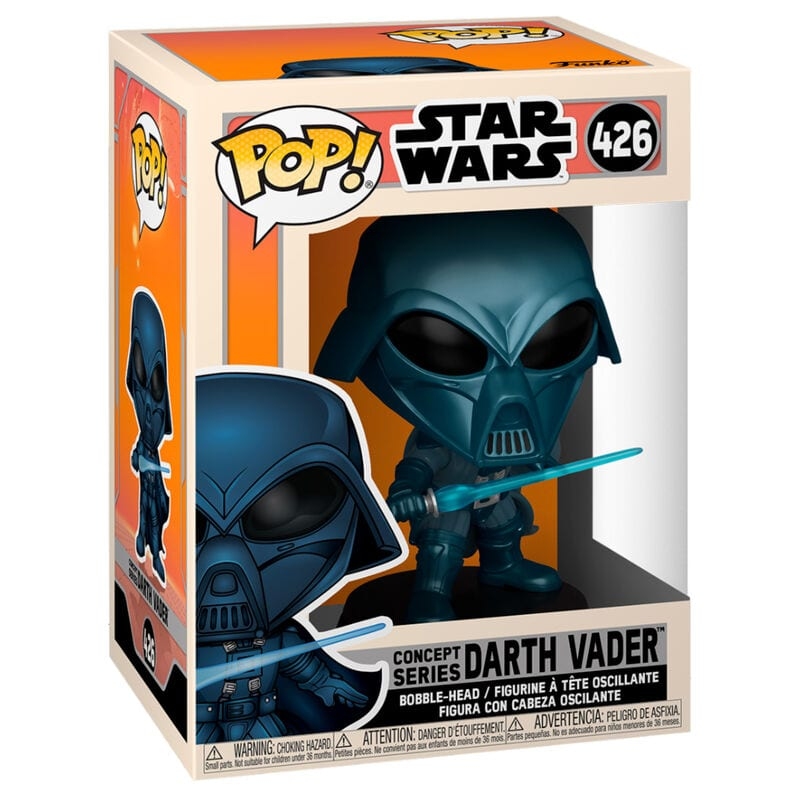 Figura Darth Vader Funko POP Star Wars Concept Seriees