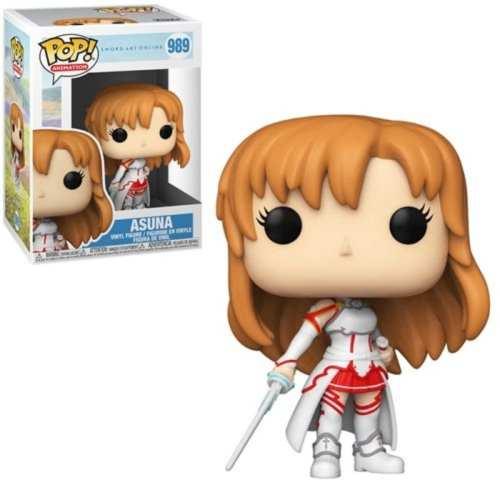 Figura Asuna Funko POP Sword Art Online Anime (Pre-Venta Llegada Aproximada Agosto)