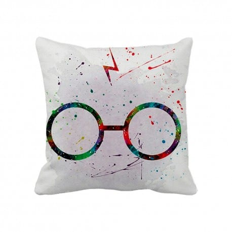 Cojin Gafas ParaFanaticos Harry Potter Fantasia 30X30 cms