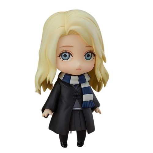 Figura Luna PT Harry Potter Fantasia Tipo Nendroid bufanda