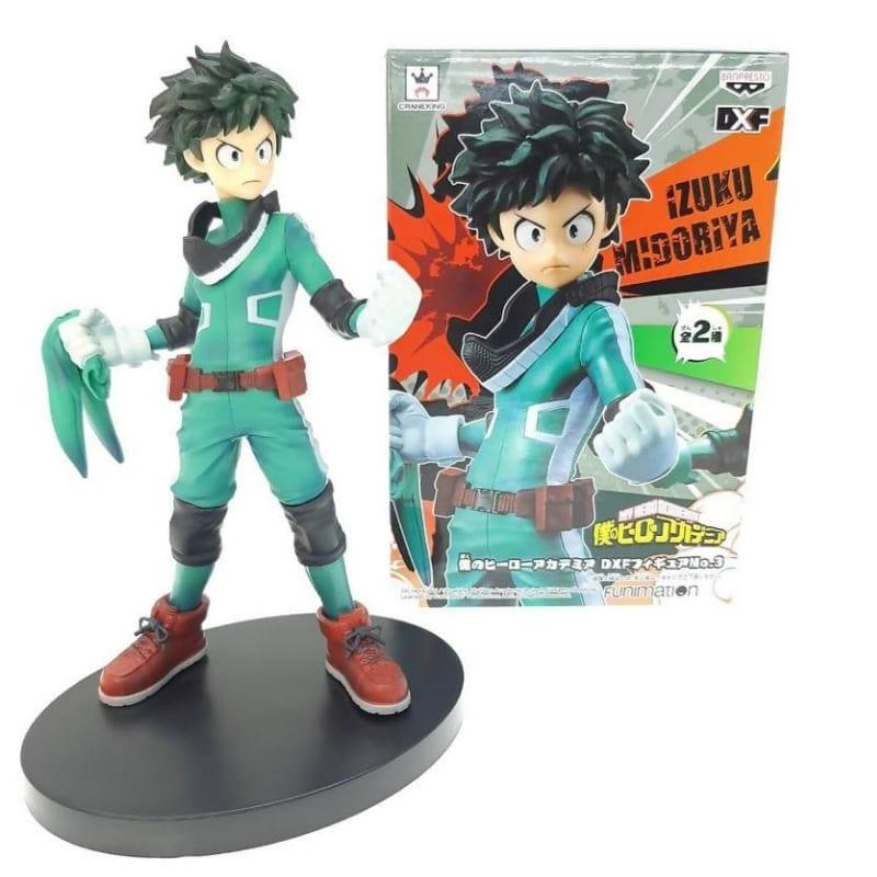 Figura Izuku Midoriya PT My Hero Academy Anime Deku Boku No Hero(imitacion)