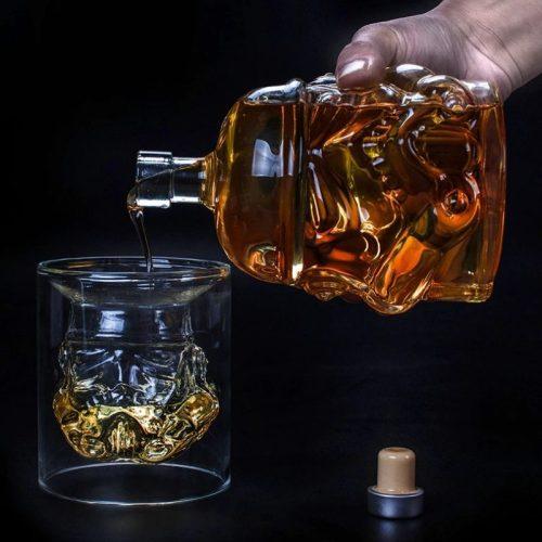 Decantador De Whisky stormtrooper Stm Star Wars