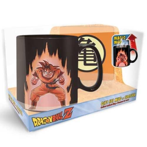 Mug Goku AbyStyle Dragon Ball Z Anime