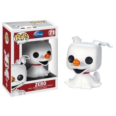 Nightmare Before Christmas - Figura Funko POP Zero