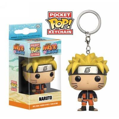 Llavero Naruto Funko POP Naruto Shipudden Anime
